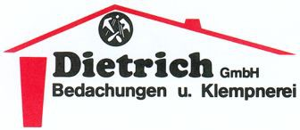 Dietrich Bedachungen Firmenlogo
