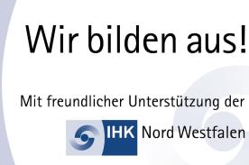 Ausbildungsbetrieb IHK Nordrhein-Westfalen