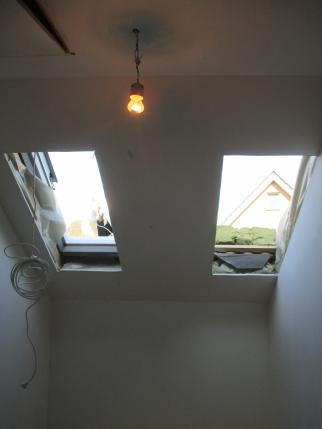 Dachfenster - Einbau 1 - Dietrich Bedachungen